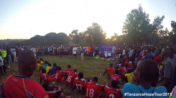 ANS Cup Tanzania HT2015