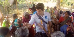 Anthony Pontes, India