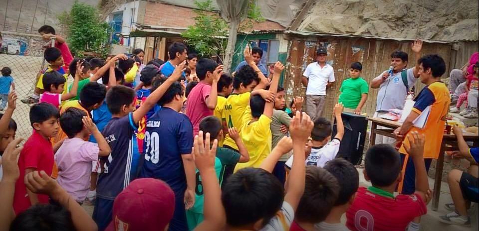 Peru 2017: ANS Cup & Huacho Crusade