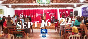 Brasil Hope Tour - João Pessoa, PB @ Igreja Batista Tempor de Avivar