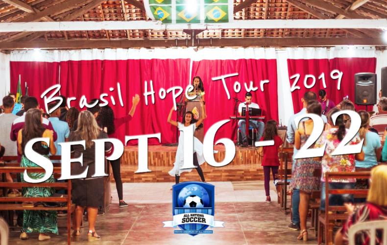 Brasil Hope Tour – João Pessoa, PB